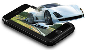 3D для iPhone и iPad   никаких очков