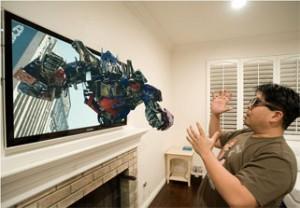 3D телевизоры опасны для здоровья